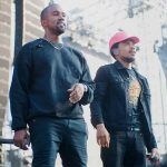 Kanye grita a Chance The Rapper