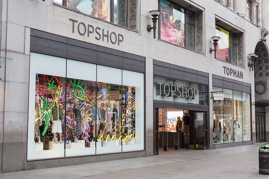 ASOS compra Topshop