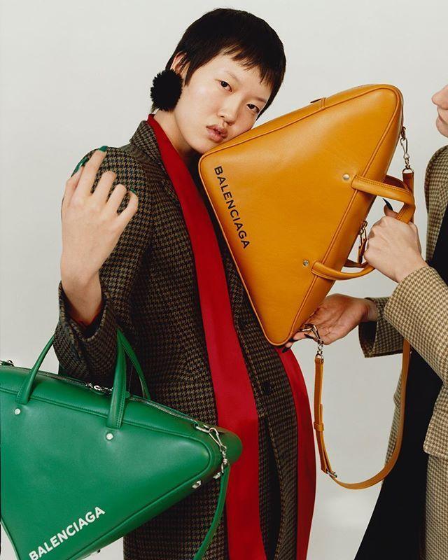 Triangle bag CELINE