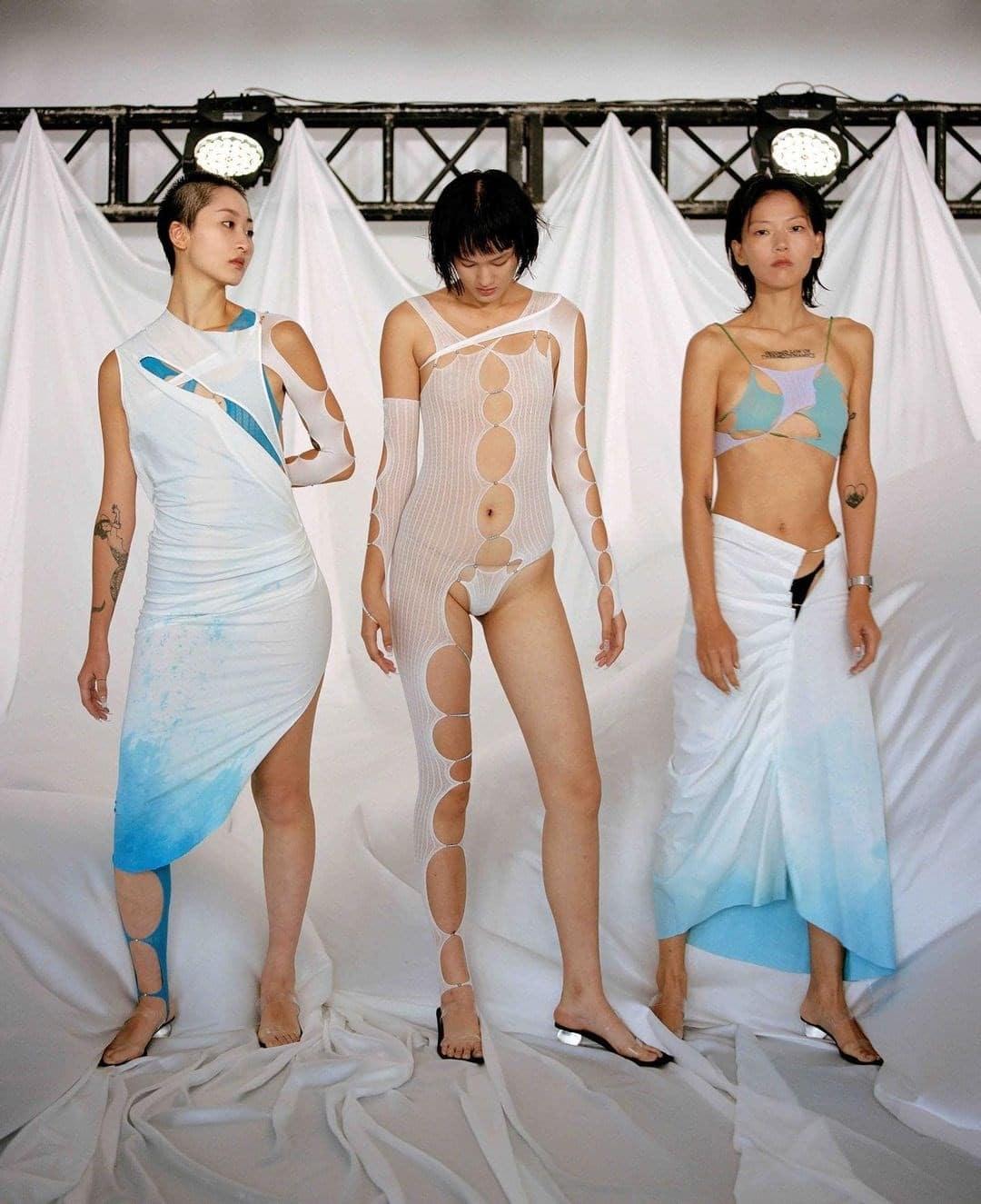 Rui Zhou knitwear