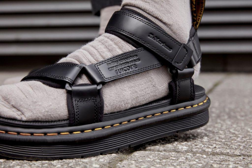 Dr Martens x Suicoke Sandals
