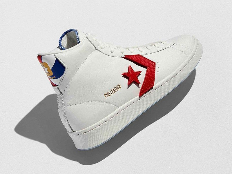 "Converse ""Birth of Flight"" celebrates the ABA-NBA fusion"