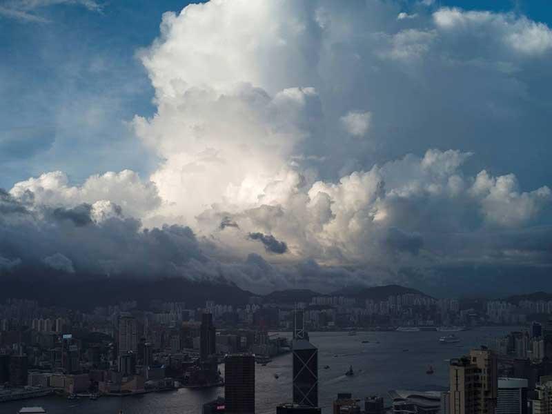 Nubes china