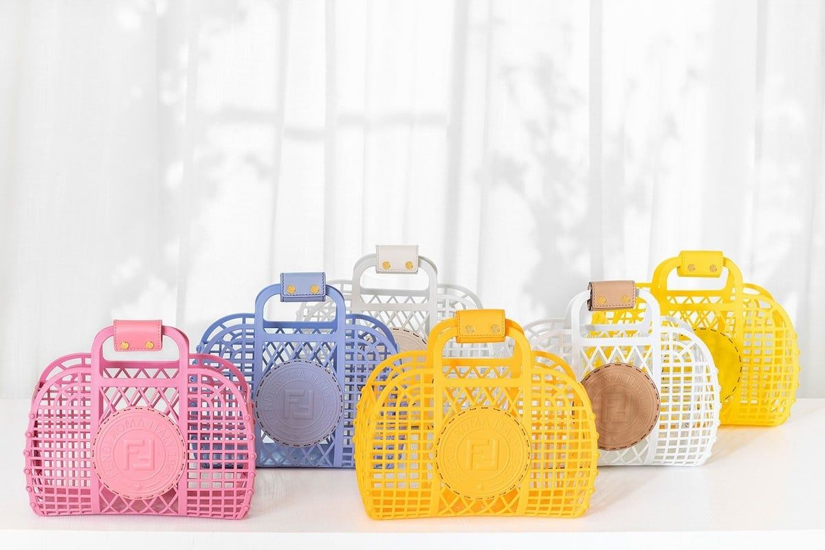 Basket Bag Fendi SS21