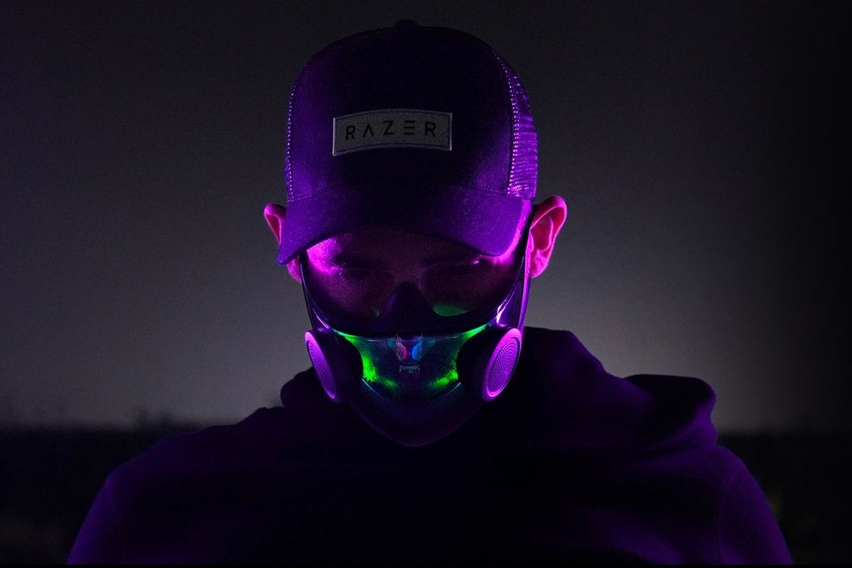 Razer Project Hazel Mask