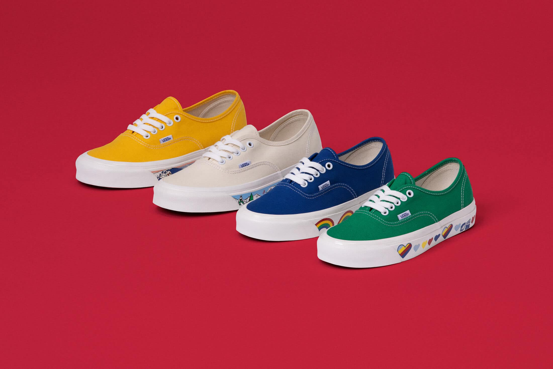 Vans Anaheim Factory Collection SS21