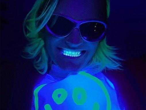 Balenciaga 'Glow in the Dark' capsule