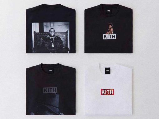 KITH x Notorious B.I.G