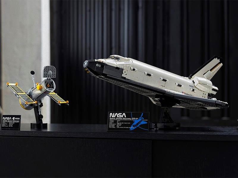NASA x LEGO Discovery Kit