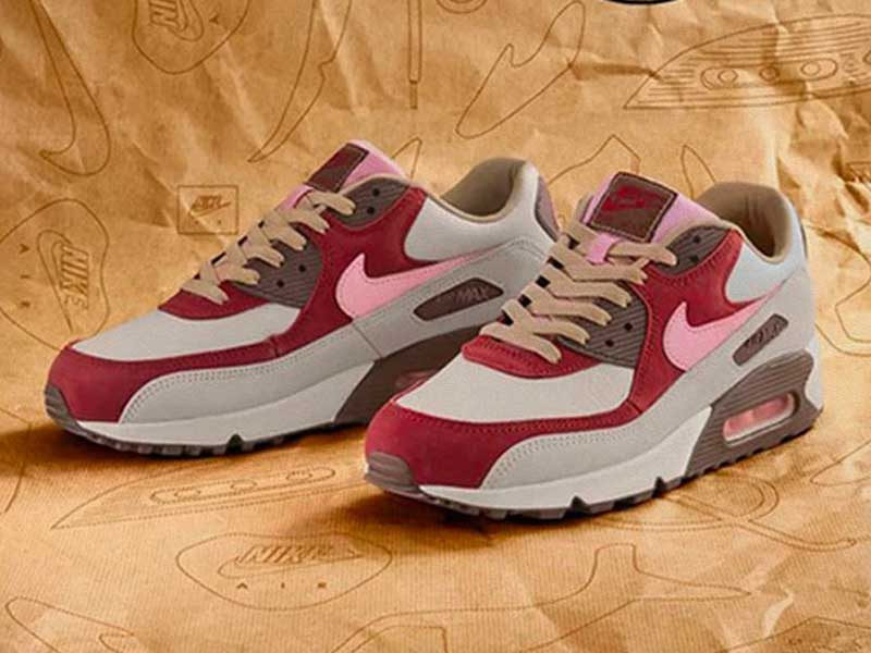 "El comeback de las Air Max 90 ""Bacon"""
