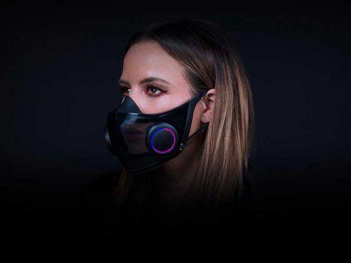 Razer Project Hazel Mask