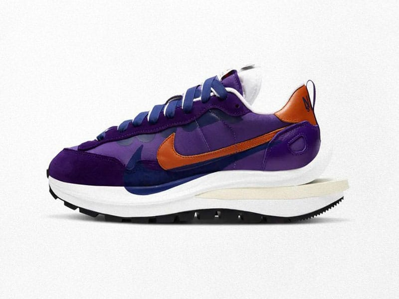 Sacai x Nike Vaporwaffle Dark Iris | Here is the date