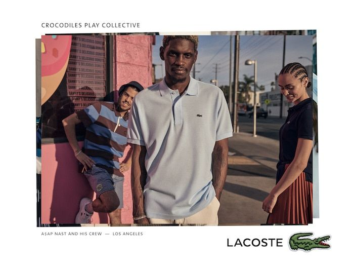 Lacoste Play Collective SS21