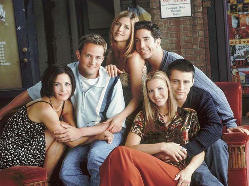 """Todos los detalles sobre la reunión de """"Friends"""""""