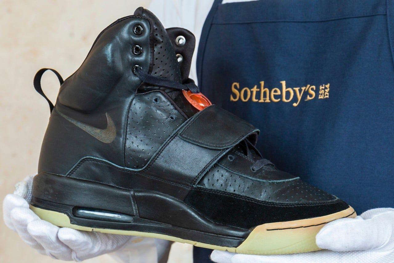 Kanye's Nike Air Yeezy 1