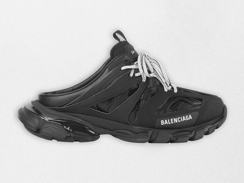Balenciaga's Track Mule is another summer MUST-have