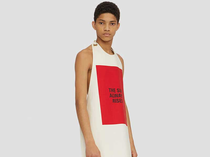 Jil Sander acaba de lanzar sus propios delantales de moda