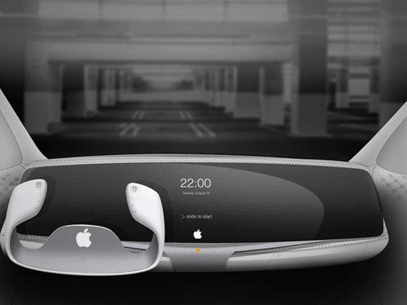 ¿Tendremos coches de Apple en el futuro?