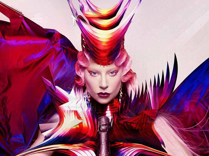 Lady Gaga lanza un champgne exclusivo junto Dom Pérignon