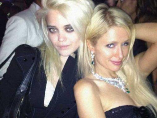 Paris Hilton y Sky Ferreira