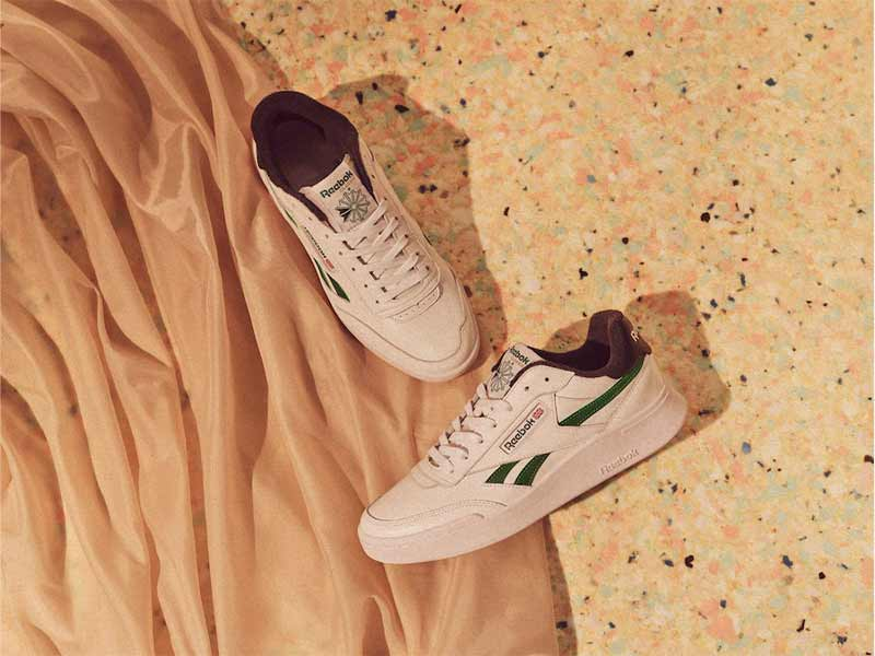 Reebok designs a new version of the Club C Legacy