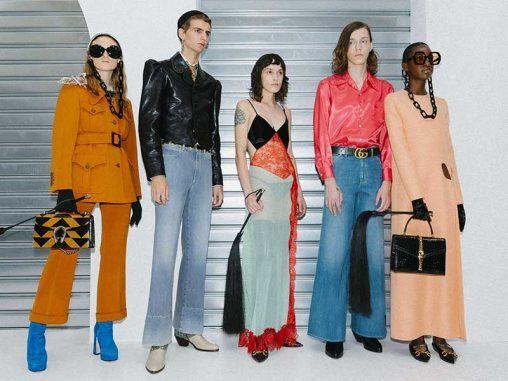 Posible colaboración Gucci x Balenciaga
