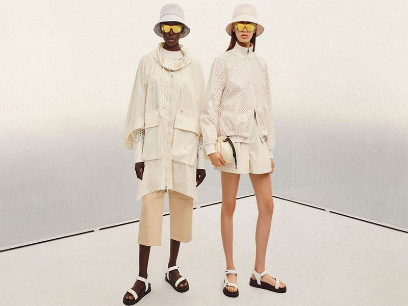 "Moncler and its most minimalist collection: ""The Freshener"""