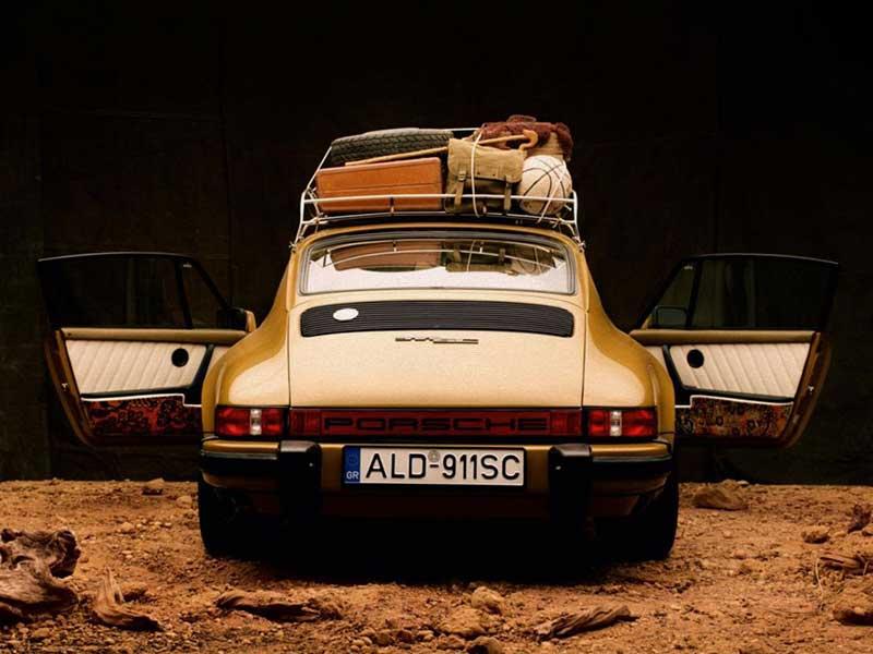 Aimé Leon Dore and Porsche are back on the road again