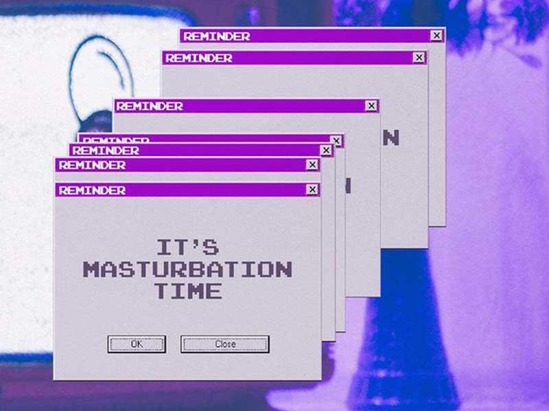 Iniciativa de masturbación en la oficina de Erika Lust