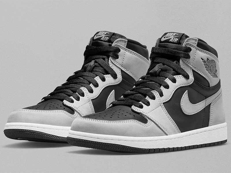 "All the details about the Air Jordan 1 ""Shadow 2.0"""