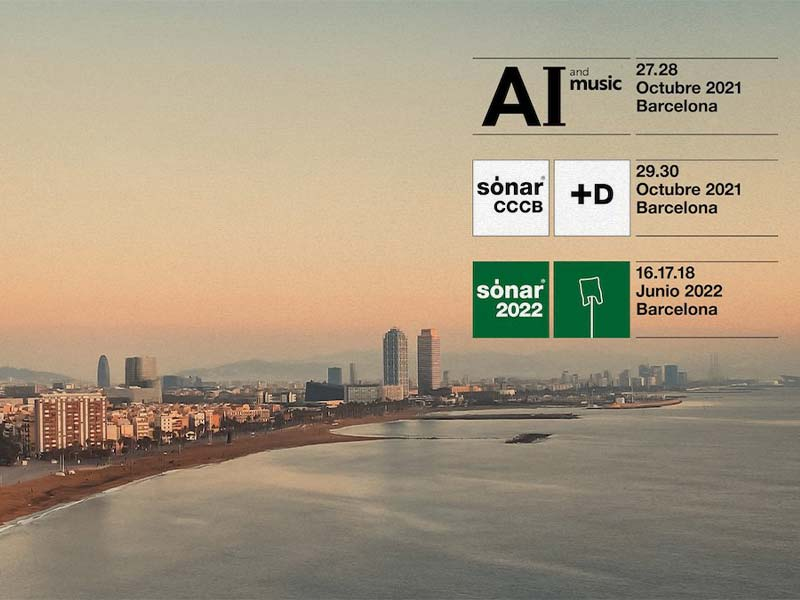 Sónar Barcelona 2022 unveils today the first line-up of artists