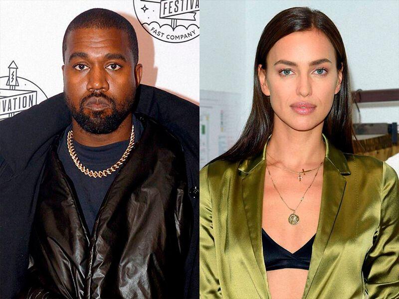 BREAKING NEWS: Kanye West e Irina Shayk están juntos