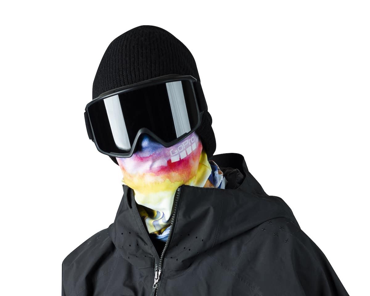 GoPro neck warmer