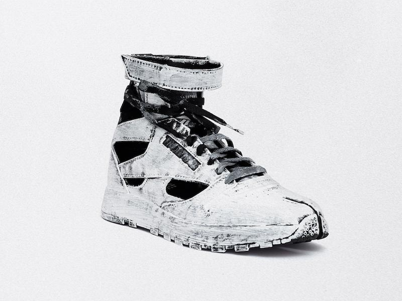 Estas son las Reebok x Maison Margiela Classic Leather Tabi High