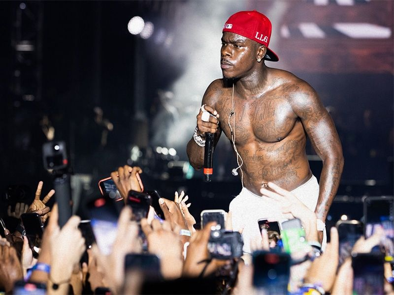 DaBaby discriminates against people with HIV and gay community during Rolling Loud