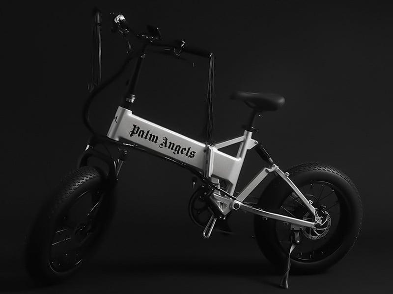 Palm Angels teams up with MATE.BIKE to launch folding e-bike