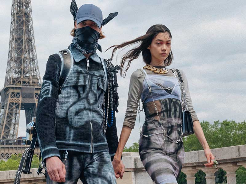 Givenchy Spring 2022 Resort