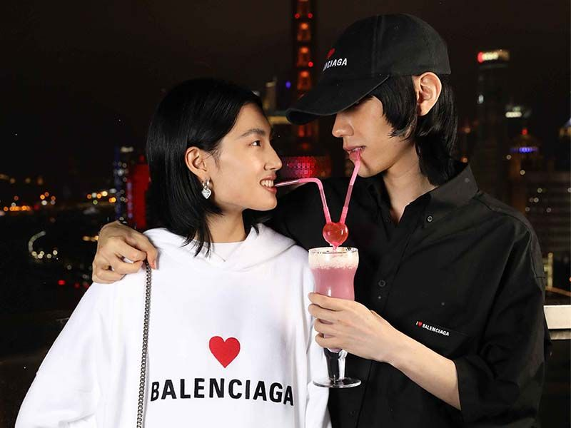 Balenciaga celebrates Chinese Valentine's Day with this capsule
