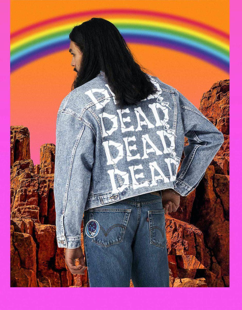 Levi's® x Grateful Dead