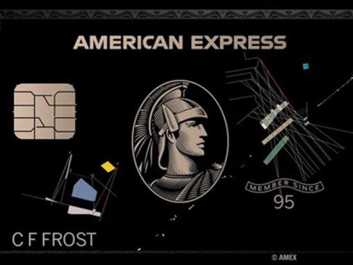American Express Centurion Black