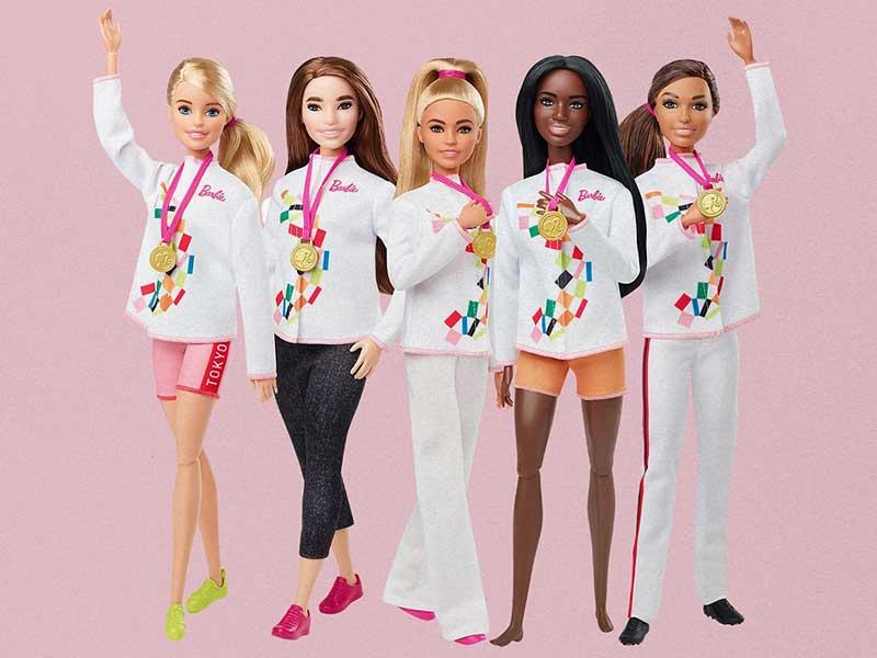 Barbie Olympics 2020